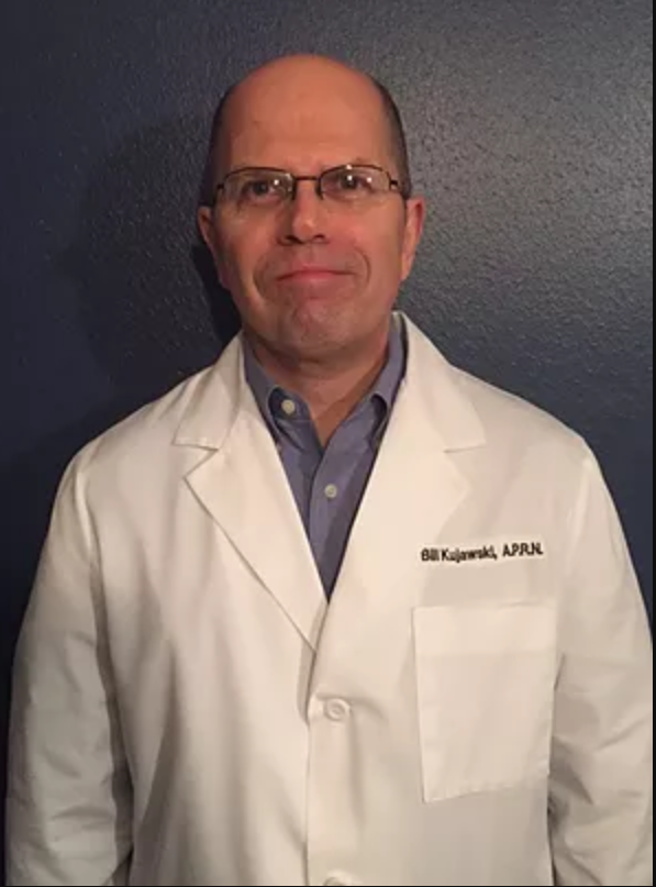 William J, Kujawski, RN, MSN, FNP, BC