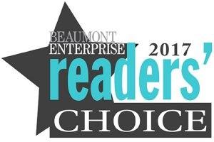 Readers Choice 2017 logo
